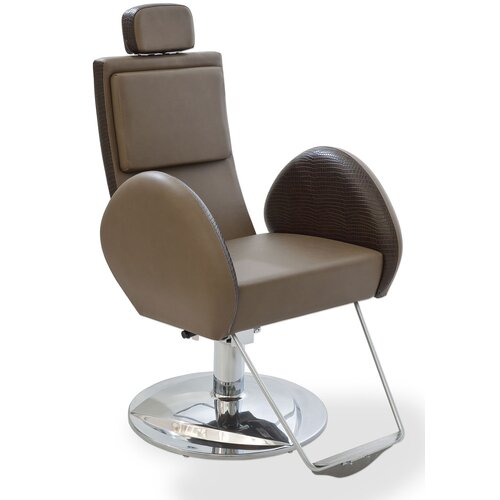 Ginger Man - Barber Chair Kreuzfuss - Pumpe zum fixieren - P51